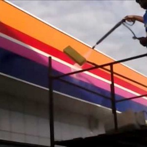 Placas de acrílico para fachadas